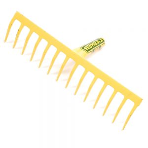 Rake - Deluxe Garden (14 Tooth Heavy Duty, Head Only) | FG00020