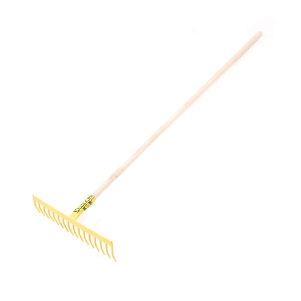 Rake - 16 Tooth Heavy Duty (Wood Shaft) | FG00036