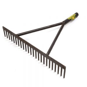 Rake - Road Rake (24 Tooth Heavy Duty, Head Only) | FG00070