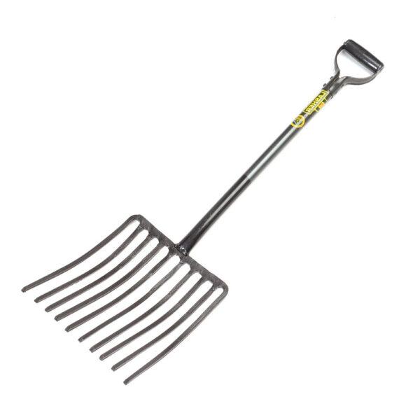 Fork 10 Prong Ballast (Steel Shaft) | FG00155