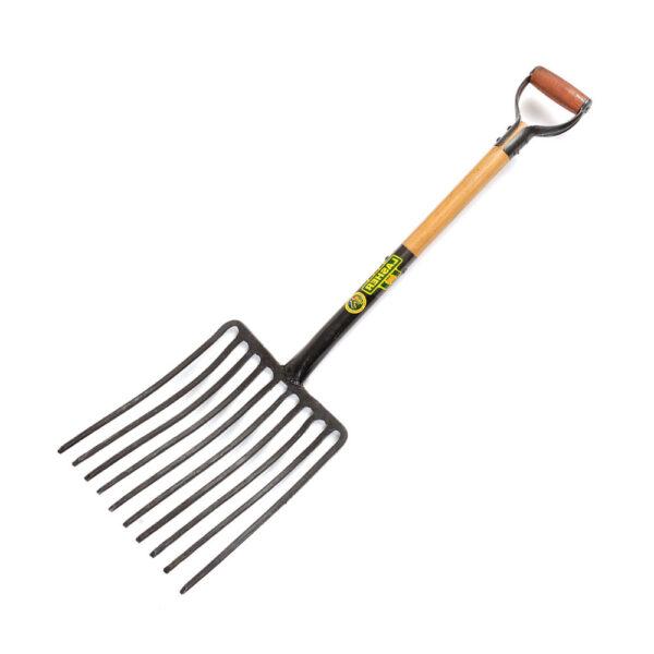 Fork 10 Prong Ballast (Wood Shaft)   FG00160