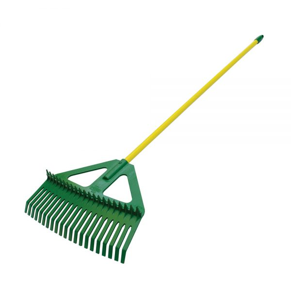 Rake - Combination Leaf Rake (Steel Handle) | FG00019