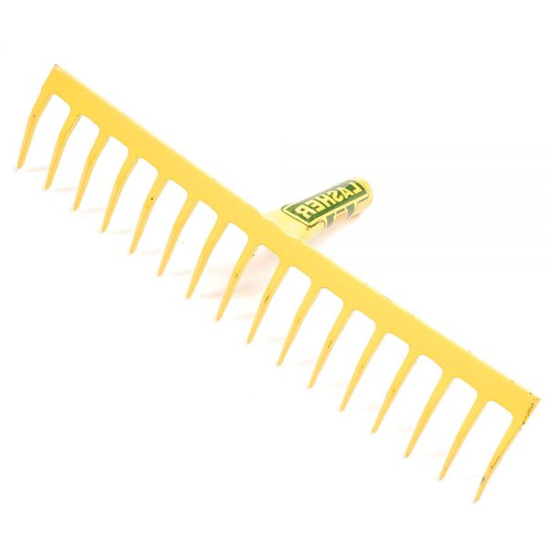 Rake - Deluxe Garden (16 Tooth Heavy Duty, Head Only) | FG00025
