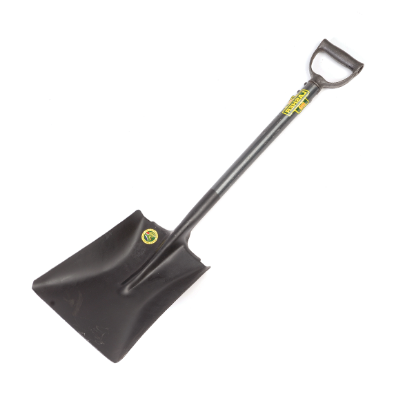 Shovel - Square Mouth (All Steel, ASC5 - Cast Steel Grip)   FG00364