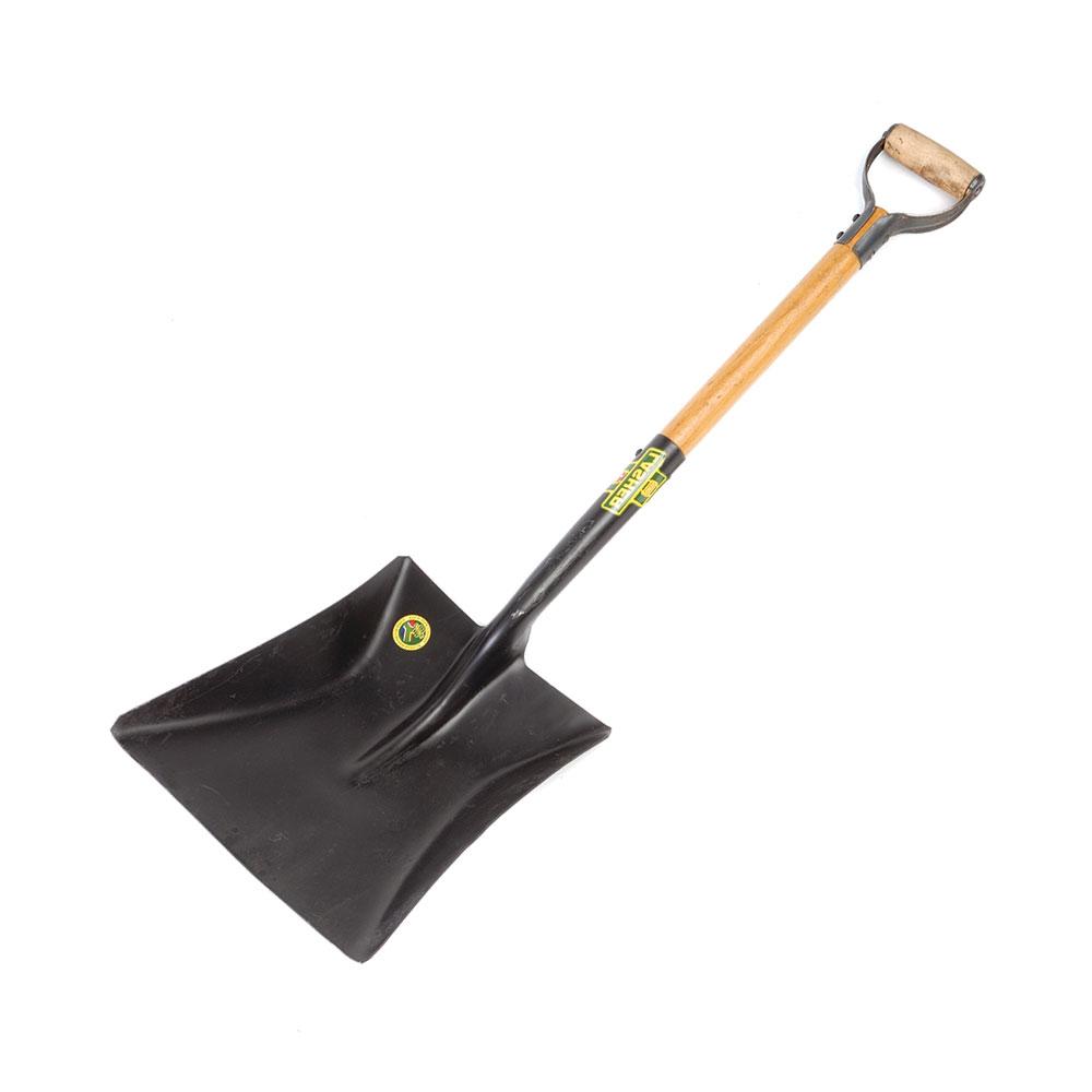 Shovel - Square Mouth (Wood Shaft, Metal Hilt C5-900)   FG00366