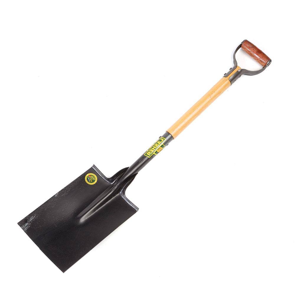 Spade - Digging No.2 (Wood Shaft, Metal Hilt) | FG00510