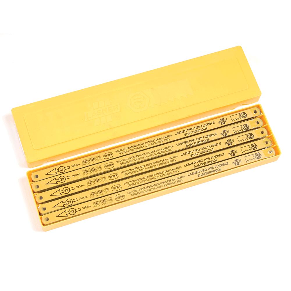 Hacksaw Blades - HSS Shatterproof Lasherpro | FG00766