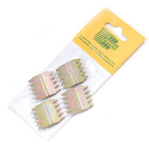 Hammer Brick Comb Set (4 Per Pouch) | FG03410