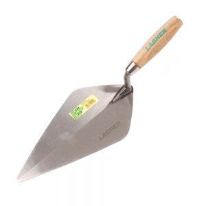 Trowel - Brick (Wooden Handle, 280mm) | FG10114