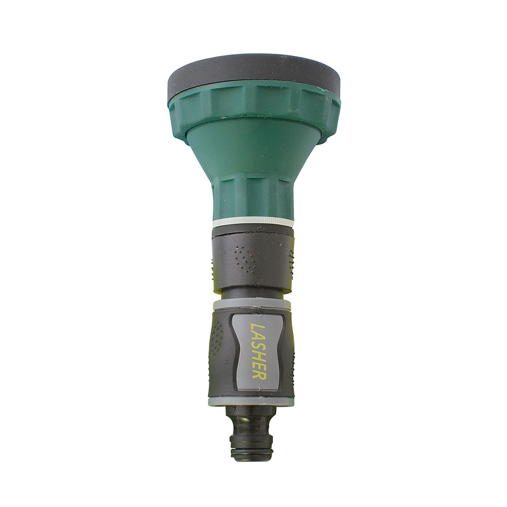 OSCILLATING TPR 5 PATTERN ADJUSTABLE NOZZLE (with soft face printing Logo) | FG72355