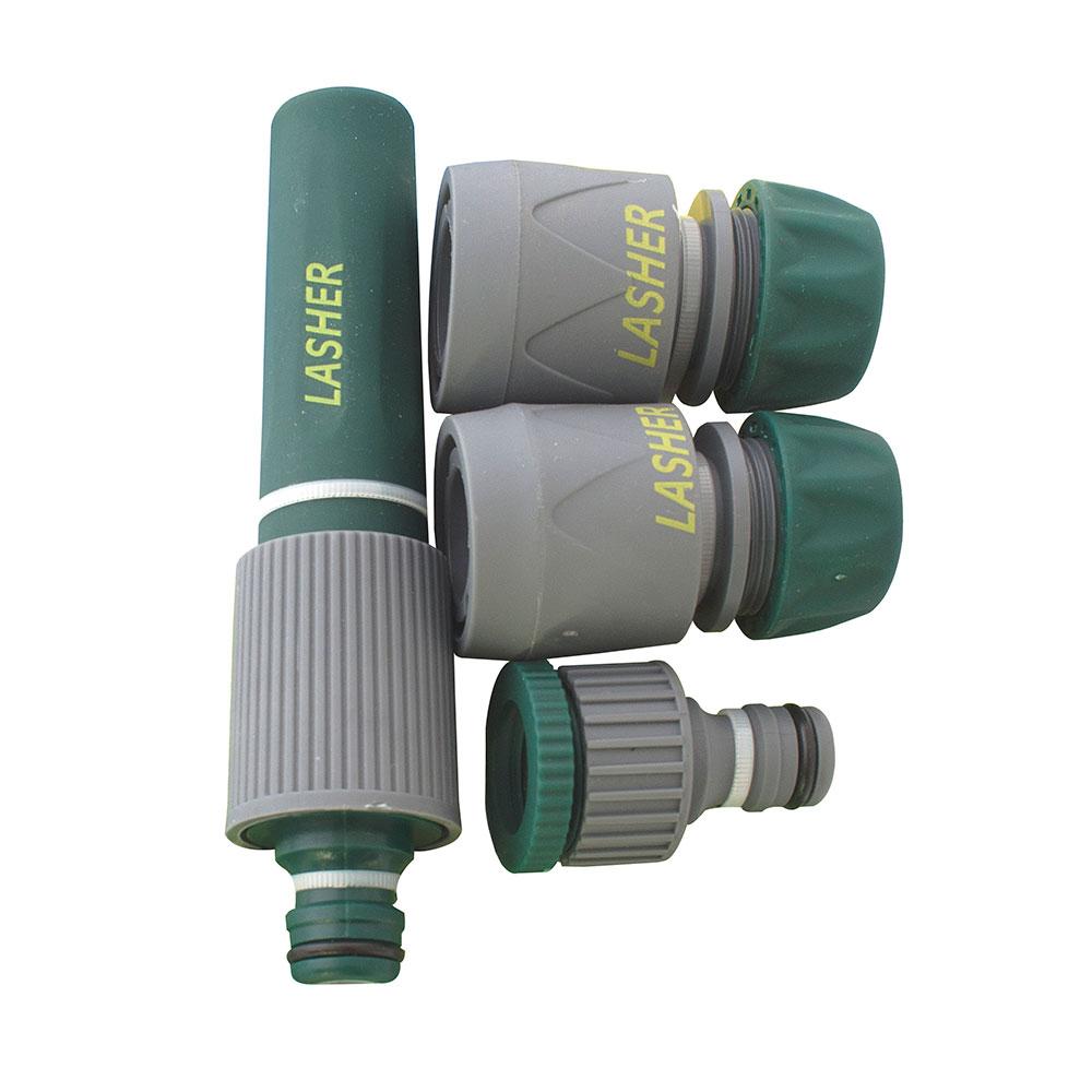 HOSE FITTING – HOSE SET 5 PIECE FOR 12mm HOSE PIPE   FG72630