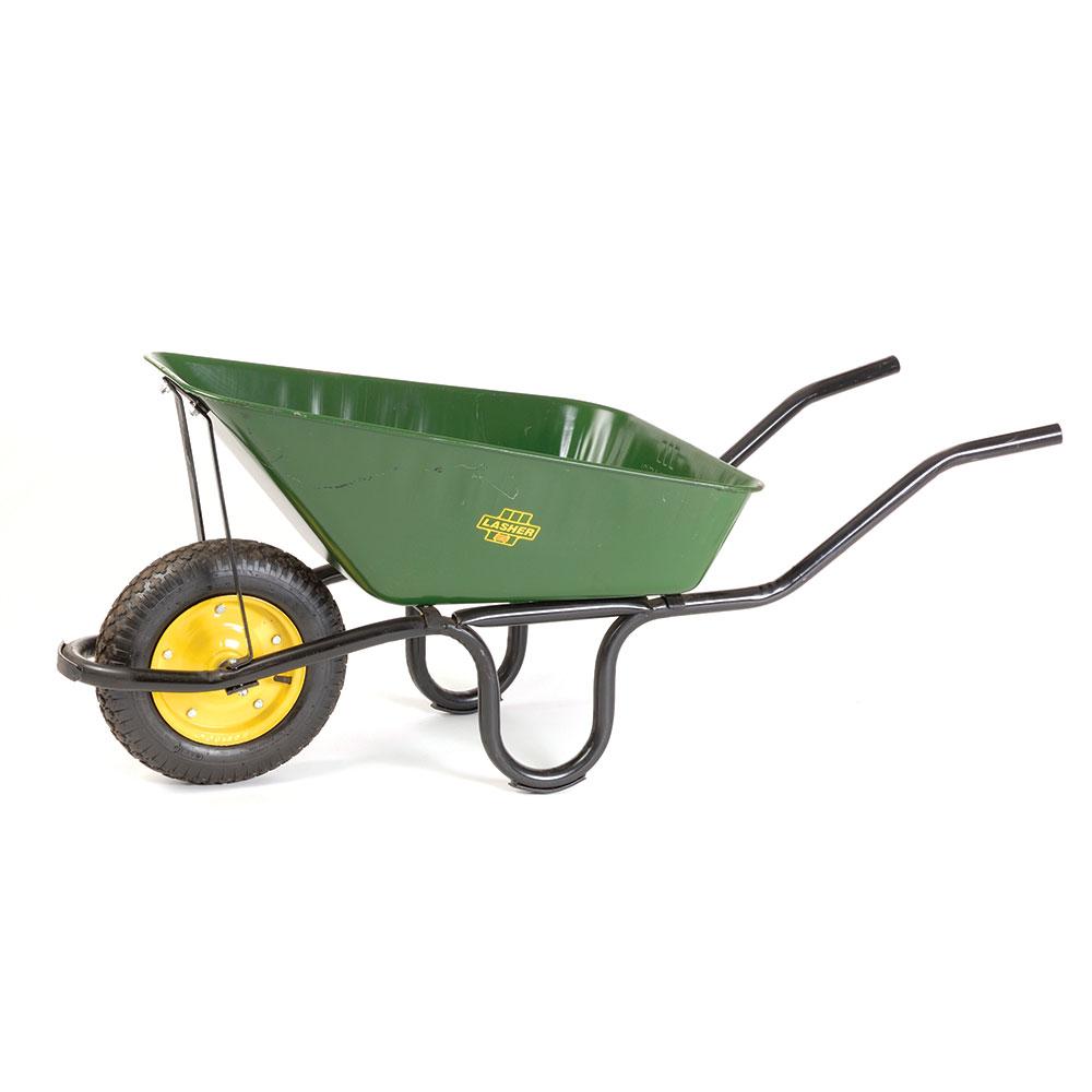 Wheelbarrow Heavy Duty Sabs Fg81049 Lasher Tools