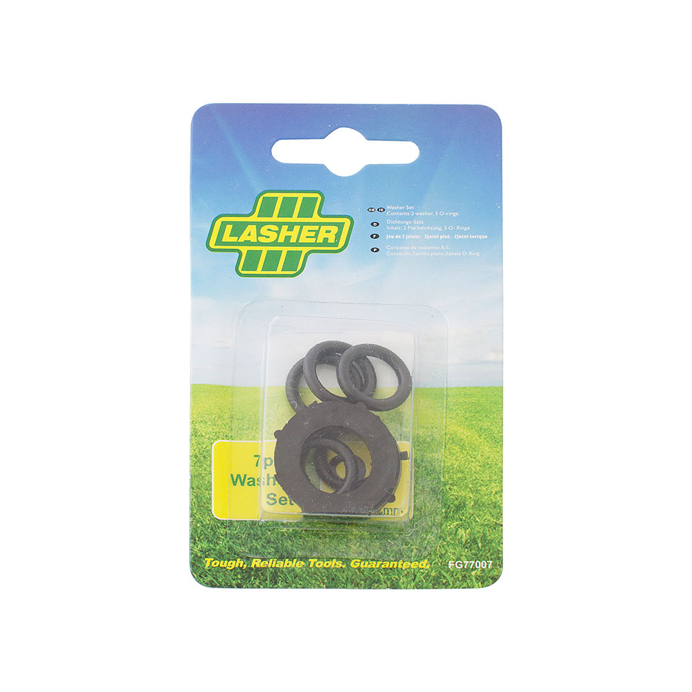 HOSE FITTING - WASHER SET (7 PIECE) | FG77007