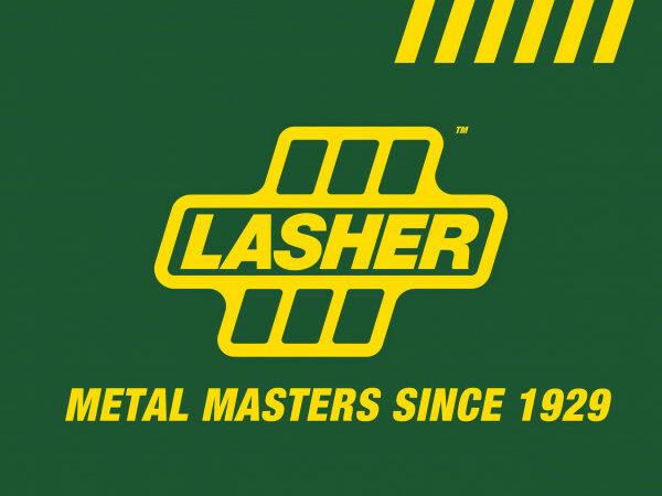 Lasher Logo